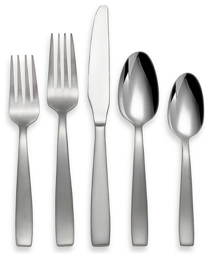 Contemporary Flatware by Bed Bath & Beyond