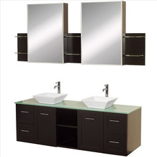 Transitional Bathroom Vanities And Sink Consoles by PoshHaus