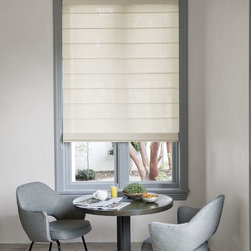 Smith & Noble Roller Roman Shades - Starting at $87+