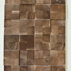 Contemporary Hardwood Flooring by Beckwith Interiors