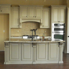 Kitchen Cabinetry by Mitchell's Cabinet Shop