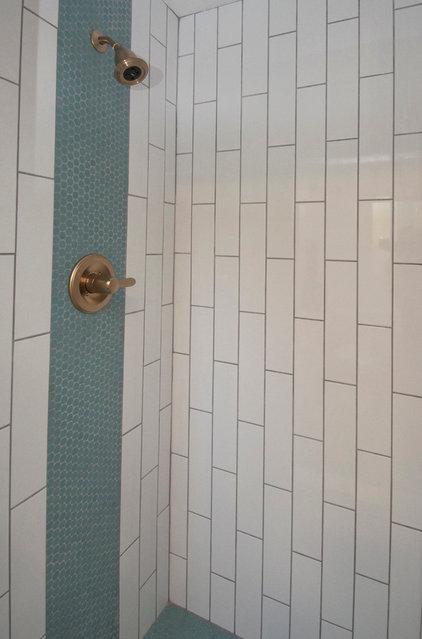 Modern Bathroom by The Ranch Mine