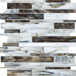 Sable D'Or Linear Glass Mosaic Tile - Sable D'Or Linear Glass Mosaic Tile are designed and manufactured for the discerning designer and homeowner. When it comes to adding distinction to your home or design project, choose from our great selection of glass tile, glass mosaics, subway glass tile, vertical glass tile, glass and stainless blends and our linear glass tile. We provide the highest quality glass tile products for all your bathroom and kitchen remodeling needs and all for incredible prices. Visit the links below to find the perfect tile for you and your home!
