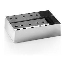 WS Bath Collections - Saon 4006 Soap Dish - Saon by WS Bath Collections Soap Dish in Stainless Steel