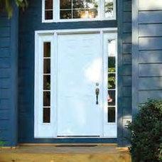 Traditional Front Doors by US Door & More Inc