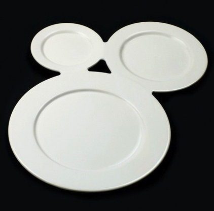Contemporary Dinner Plates by Design Public