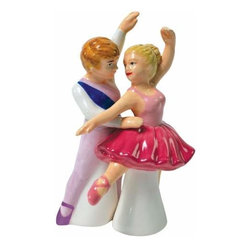WL - 4.75 Inch Ballet Dancers Athletic Figurines Salt and Pepper Shakers - This gorgeous 4.75 Inch Ballet Dancers Athletic Figurines Salt and Pepper Shakers has the finest details and highest quality you will find anywhere! 4.75 Inch Ballet Dancers Athletic Figurines Salt and Pepper Shakers is truly remarkable.
