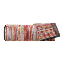 Missoni Home | Owen Red Bath and Hand Towel 5 Piece Set -
