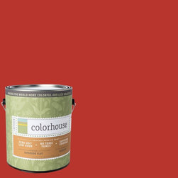 Inspired Flat Interior Paint, Create .04, Gallon - Colorhouse paints are zero VOC, low-odor, Green Wise Gold certified and have superior coverage and durability. Our artist-crafted colors are designed to be easy backdrops for living. Colorhouse paints are 100% acrylic with no VOCs (volatile organic compounds), no toxic fumes/HAPs-free, no reproductive toxins, and no chemical solvents.