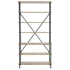 Industrial Bookcases by Ballard Designs