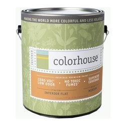 Inspired Flat Interior Paint, Imagine .01, Gallon - Colorhouse paints ...