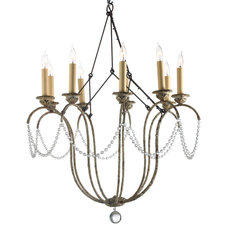 Eclectic Chandeliers by Niermann Weeks
