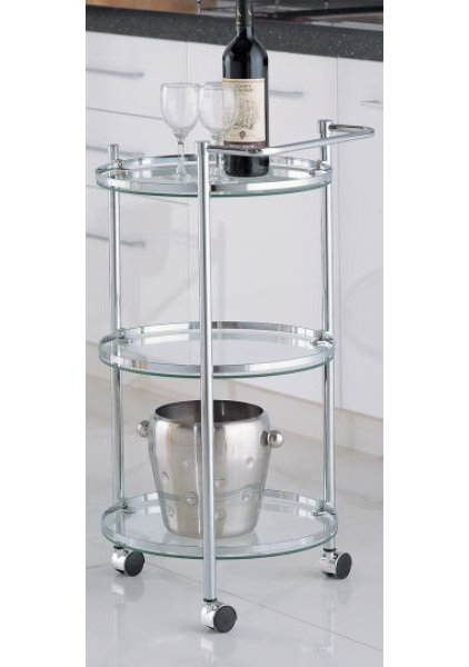 modern bar carts by Sears