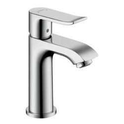 Hansgrohe Bathroom Faucet Collection - A stylish faucet made up of solid brass.
