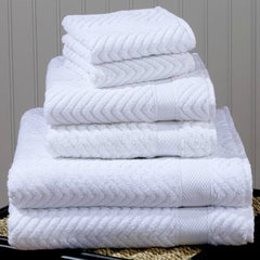 traditional towels by World Market