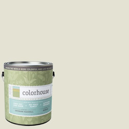 Inspired Eggshell Interior Paint, Bisque .03, Gallon - Color house paints are zero VOC, low-odor, Green Wise Gold certified and have superior coverage and durability. Our artist-crafted colors are designed to be easy backdrops for living. Color house paints are 100% acrylic with no VOCs (volatile organic compounds), no toxic fumes/HAPs-free, no reproductive toxins, and no chemical solvents.