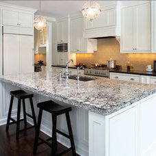 Kitchen Countertops by Capitol Group Kitchen and Bath Center