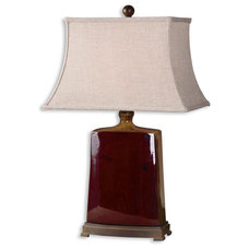 Contemporary Table Lamps by the essentials inside