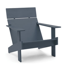 Lollygagger Lounge Chair, Charcoal Gray