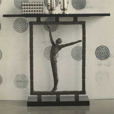 Contemporary Side Tables And Accent Tables by Iron Accents