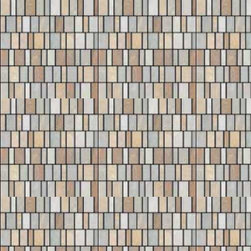 Cerdomus - Lefka Multimix - The excellence of digital technology applied to the world of ceramics: a versatile collection that lends itself to a thousand interpretations with its original nuances and unique decorative elements. These glazed porcelain wall and floor tiles have a delicate almost artistic drifting sand design.