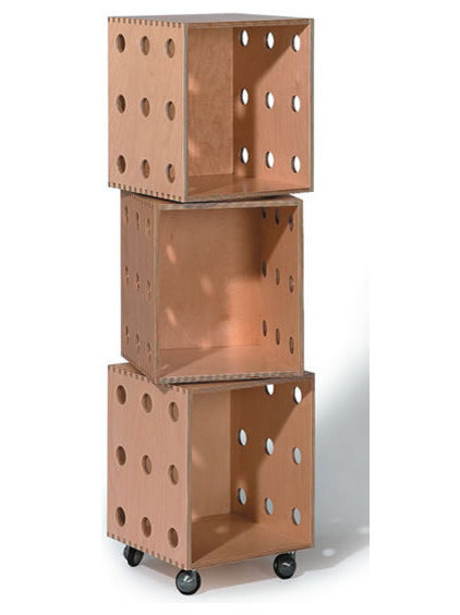 Modern Storage Bins And Boxes by Design Public