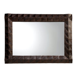 Blindspot Mirrors - Angled design with interesting corner detailing.