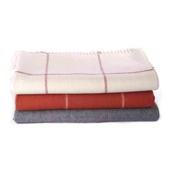 Throws - Home decor accessories - 100% Baby alpaca throws.  Accessorize your room in style while you stay warm with these amazing quality throws