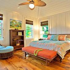 Tropical Hardwood Flooring by Carlisle Wide Plank Floors Inc