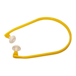 Zenport - Box of 100 Silicone Ear Plugs with Light-Weight, Super-Fit Headband - Reuseable earplugs with a flexible easy-fit headband.
