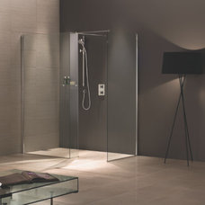 contemporary showers by Matki