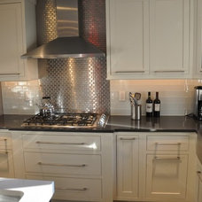 Modern Kitchen by Subway Tile Outlet