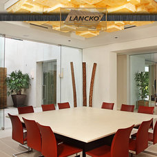 Modern Dining Room by Lancko Group Inc.