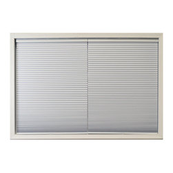 Chicology Cordless Cellular Shade Secret Cotton 23X72, Cotton, 48x72 - Chicology Cordless Cellular window shades are energy efficient, help to insulate your home and provide a timeless look for your window and room. In addition to being room darkening, the shades are also cordless and open and close with the gentle pull and push of your hand. All brackets / hardware included allow for mounting inside or outside your window frame with ease.