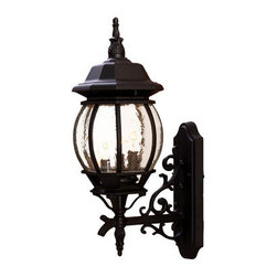 "Acclaim Lighting - Acclaim Lighting 5151 Chateau 3 Light 22"" Height Outdoor Wall Sconce - Acclaim Lighting 5151 Chateau Three Light 22"" Height Outdoor Wall SconceThis gorgeous outdoor wall sconce from the Chateau Collection will be an elegant addition to the exterior of your home.Acclaim Lighting 5151 Features:"