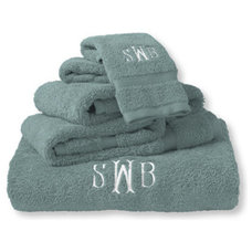 Traditional Bath Towels by L.L. Bean