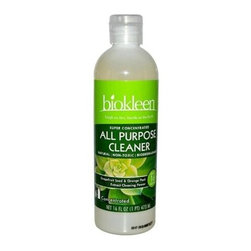 Biokleen Super Concentrated All Purpose Cleaner - 16 Fl Oz - Biokleen Super Concentrated All Purpose Cleaner Description: