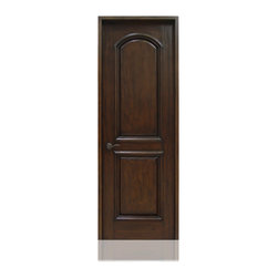 "Traditional Collection | 3011 | 7-27 - Species: Superior Alder, Distress: Tuscany, 3.- 4.5"" Ball Bearing Hinges ORB, Interior Door"
