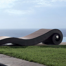 contemporary outdoor chaise lounges by Imagine Living