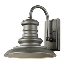 Murray Feiss - Murray Feiss Redding Station Transitional Outdoor Wall Sconce X-DRT1068LO - Murray Feiss Redding Station Transitional Outdoor Wall Sconce X-DRT1068LO