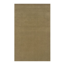 Linon Home Decor - Linon Home Decor Classic Transitional Rug  8 x 11 - The combination of the perfect color palette and design is the key to the wonderful area rugs in the  Classic collection. These pieces are at home in any setting as they are easy to decorate and very reasonable in price. Hand Woven and hand carved of 1
