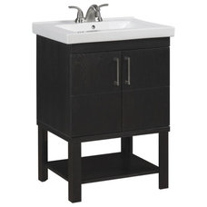 Contemporary Bathroom Vanities And Sink Consoles by Lowe's