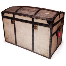 Traditional Decorative Trunks by Hudson
