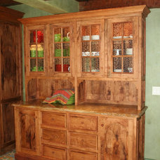 Traditional China Cabinets And Hutches by Haak Designs LLC