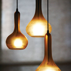 Contemporary Pendant Lighting by TOKEN