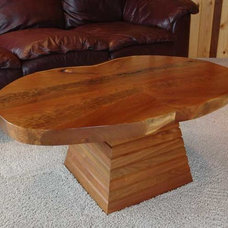 Craftsman Coffee Tables by Lee Snyder/On-Demand Productions