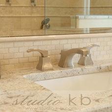 Traditional  by Kayron Brewer, CKD, CBD / Studio K B