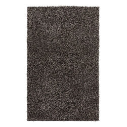 Surya - Surya TAZ1021-810 Taz Rug - The Taz Collection is a fashionable look in floor coverings.  This shag is constructed from 100% polyester with ultra fine shimmering metallic looking stands. Available in 8 colors, this shag is sure to take the spotlight.