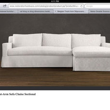 Like this sectional RH
