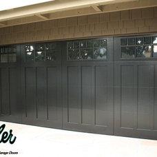 Traditional Garage Doors by Ziegler Doors Inc.